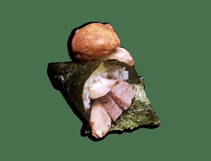 I.Nozomi - Ristorante giapponese specials beef temaki